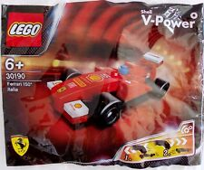 LEGO SHELL V-POWER RACERS FERRARI 150 ITALIA 30190