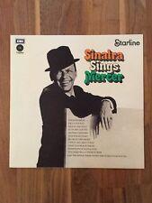 Frank Sinatra - Sinatra Sings Mercer - VINYL - 1973 - Very Good Condition