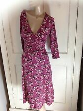 Size 8 white stuff jersey dress bought for £49