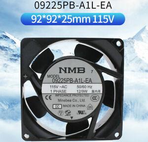 NMB 09225PB-A1L-EA 9025 115V 12/9W 9CM Chassis Cooling Fan