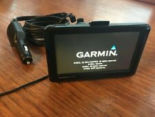 "Garmin Nuvi 1490 GPS Bundle w/ 5"" Touch Screen plus Dashmount, AC & DC chargers"