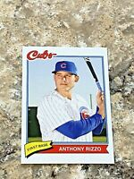 2020 Topps X Super 70's Baseball Anthony Rizzo #88 Chicago Cubs MLB Card