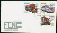 Mayfairstamps NICARAGUA FDC 1981 COVER RAILROADS COMBO wwh 96455