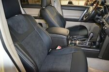 seat covers Toyota Prado 150 luxury premium Leather Interior personal stylish
