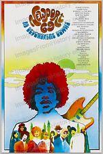 20x30 Poster Jimi Hendrix Newport Devonshire Downs 1969 #JHDD