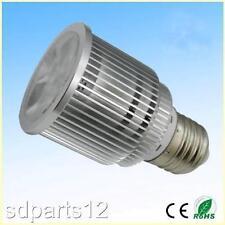 8 pieces E27 5W LED Spot ampoule lampe 100-260V HAUTE PUISSANCE φ58mm x 84mm