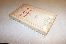 LE MOULIN DE POLOGNE JEAN GIONO ROMAN NRF GALLIMARD 1953