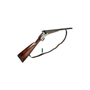 """NEW Gonher Kids Beretta Style Side by Side Shotgun 33"""" Diecast Cap Gun Rifle"""