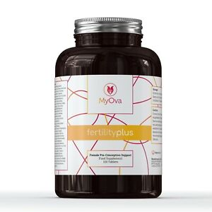 MyOva fertilityplus Pre-Conception Supplement - Supports Women with PCOS