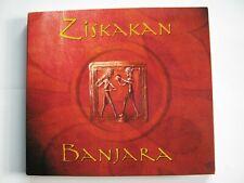 CD ZISKAKAN - Banjara - Mosaic Music Production Toulouse