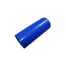 """CX Blue Silicon Hose Coupler 2.25"""" Straight for Turbo Intercooler Pipe 6"""" Long"""