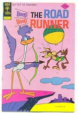 Beep Beep The Road Runner #46 (Gold Key 1974)