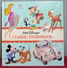NEW Walt Disney's CLASSIC STORYBOOK Collection ~ 2014 Hardcover