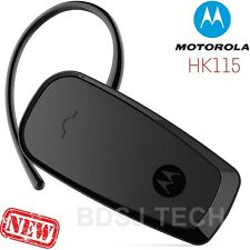 Motorola HK115 Bluetooth Lightweight, True Comfort Universal Headset RETAIL BOX