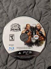 EA Sports MMA (Sony PlayStation 3, 2010)