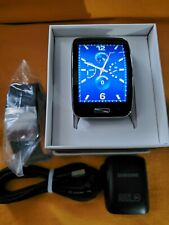 Samsung Galaxy Gear S Sm-r750t  curved smartwatch black wi-fi bluetooth 10 out10