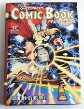 ESZ2470. GEMSTONE: The Overstreet Comic Book Price Guide 41th Edition (2011)  ~