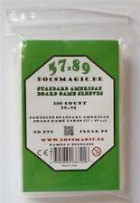 100 docsmagic. de Standard American Board Game Sleeves - 57 x 89-US 59 x 91