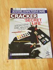 Cracker: 'Secret Life' Mystery Jigsaw Puzzle (550 Piece) Paul Lamond Games.1994