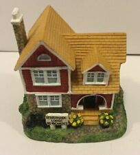 Liberty Falls Americana Collection Ah183 The Riverside Lodge