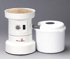 WonderMill Electric Grain Mill – Grain & Wheat Grinder - Full Lifetime Warranty