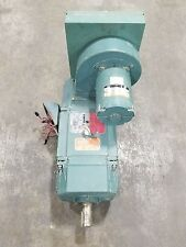 Reliance 2qx784192 T21r1301b Pf 15 Hp Dc Motor Tach Generator Blower 3265sr