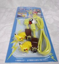 NINTENDO POKEMON PIKACHU GAME BOY COLOR POCKET LINK CABLE made in Japan  NEW