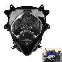 Motorcycle Headlight Assembly Headlamp Light For Suzuki GSXR1000 2007-2008 K7