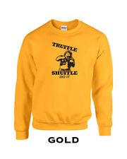 154 Truffle Shuffle Crew Sweatshirt funny goonies sloth love chunk dance party
