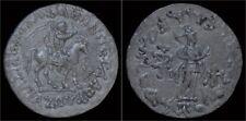 Indo-Scythian Kingdom Azes II AR tetradrachm