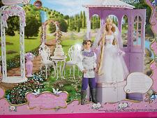 BARBIE Mattel J9949 set Barbie Rapunzels Le nozze di Raperronzolo