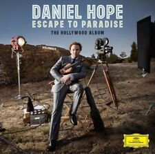 DANIEL/STING/RAABE,MAX/+ HOPE - ESCAPE TO PARADISE-THE HOLLYWOOD ALBUM  CD NEW!