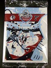 NHL 2017 WINTER CLASSIC PROGRAM CHICAGO BLACKHAWKS VS ST LOUIS BLUES NIB 5000056
