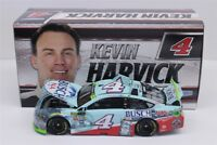 KEVIN HARVICK #4 2017 BUSCH NA 1/24 SCALE NEW IN STOCK FREE SHIPPING