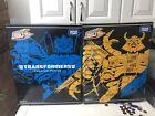 RARE Transformers Takara 2010 Universal Dominator Unicron & Creator Primus New