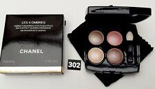 Palette Fards à Paupière Chanel 302 - Neuve
