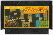""" BATTLE CITY "" TANK NAMCOT FAMICOM NES FC FAMILY COMPUTER JAPAN"