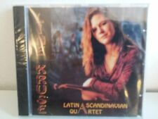 CD ALBUM LINE KRUSE Latin scandinavian quartet AUTOPRODUIT Neuf sous cello