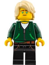 Lego Figurine Minifig Ninjago - Lloyd Garmadon Neuf New / Set 70620