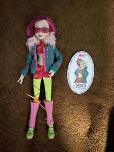 Winx Club Ballerina Tecna By Mattel