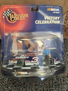 NASCAR 1:43 WINNER CIRCLE VICTORY CELEBRATION GRAND NATIONAL DALE EARNHARDT JR