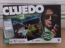 Cluedo service secret Hasbro