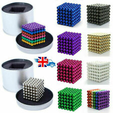 5mm 3mm 3D Puzzle Magnets Magic Balls Beads Ball Sphere Magnetic Toys for Adults