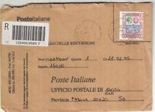 UU0145 - SINGOLO ISOLATO FRODE SU RACCOMANDATA INTERNA POSTE 15-02-05