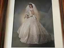 Vintage Pricilla of Boston Lace Wedding Gown from 1956