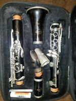 Leblanc Normandy 7 Bb Clarinet, New Pads, Protec Case Play Ready, France