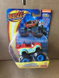 Blaze and the Monster Machines Diecast - Rescue Blaze -Combined Postage