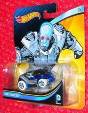 Hot Wheels DC Comics   MR. FREEZE   DMM19- D911