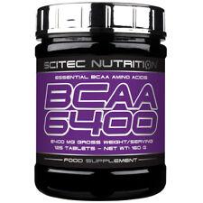 Scitec Nutrition BCAA 6400 Integratore a Base di Aminoacidi - 375 Compresse