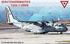 MODELO DEL CASA C-295W (F.A.MEXICANA). ESCALA 1/72. RESINA DE POLIURETANO